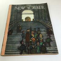 The New Yorker December 3 1955 Full Magazine/Theme Cover Abe Birnbaum