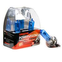 4 X H15 Poires Lampe Halogène PGJ23t-1 6000K 15W/55W Xenon Ampoule 12V