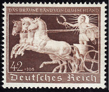 Deutsches Reich 747 ** Galopprennen, MÜNCHEN-RIEM 1940, postfrisch