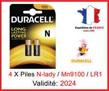 Duracell MN9100B2 Alkaline Battery