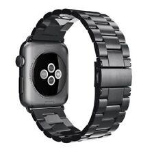 Apple Men's Stainless Steel Wristwatch Straps
