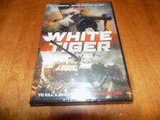 WHITE TIGER Panzer Tank WWII Battle War Drama East Front Nazi Panzers DVD NEW
