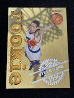 🔥SHARP🔥 1996-97 Skybox NBA HOOPS STEVE NASH GOLD ROOKIE, Mavericks Suns HOFER