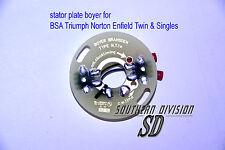 Boyer Bransden ignition stator plate NT1A platte geberspulen Triumph BSA Norton