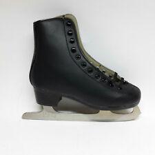 American  Eiskunstlauf Kinder Schlittschuh schwarzFreizeit Gr. 35 Iceskate -Sale