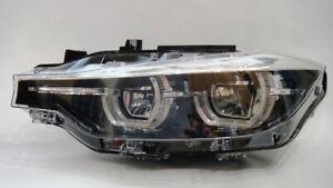 15 16 17 18 BMW 3 SERIES F30 LED NON ADAPTIVE LEFT HEADLIGHT HEADLAMP COMPLETE