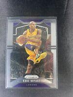 2019-20 Prizm Kobe Bryant Base Card No. 8