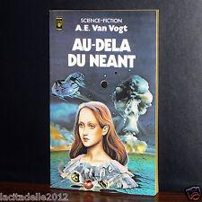 A.E. Van Vogt - Au-delà du néant / 1978