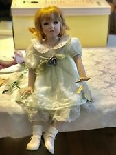 """Seymour Mann Connisseur Collection Doll  """"Brandy"""" #168 of 1200"""