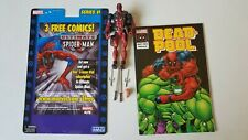Deadpool Marvel Legends Figure Series 6 2004