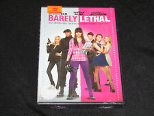 BARELY LETHAL DVD WIDESCREEN FORMAT EXCELLENT CONDITION WITH SPECIAL FEATURES