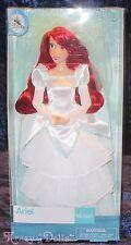 Disney Classic Doll Wedding Ariel The Little Mermaid New in Box!