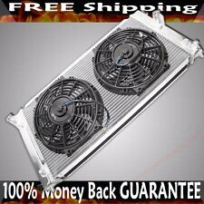 Dual Core Radiator+12Fans fits Toyota Celica 00-05 GTS Hatchback 2D MT ONLY