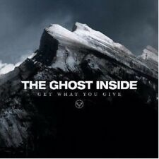 The Ghost Inside-get what you give CD