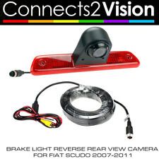 C2 CAM-FT4 - Brake Light Reverse Rear View Camera for Fiat Scudo 2007-2011 BNIB