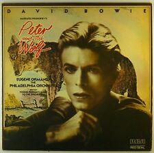 "12"" LP - David Bowie - Peter And The Wolf - D1969 - RAR"