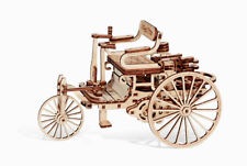 FIRST CAR 3D Wooden Puzzles (For Kids Teens Decoration & Best Gift), US Seller