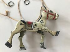 VINTAGE 1950s MUFFIN THE MULE Marionette Puppet