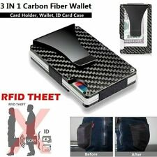 036dda493db8 Men's Aluminum Card Holder Wallets with RFID Blocking for sale | eBay