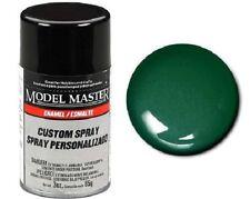Testors Model Master Pearl Dark Green Enamel Spray Paint Can  3 oz.  2979