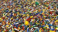 5lb Box of Lego, Mixed Lego Pieces, Lego Grab-Bag, Lego Grabbag Lot 5 Pounds