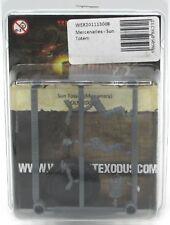 Wild West Exodus WEX201113008 Mercenaries Sun Totem Wayward Eight Gunslinger WWX