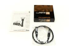 Neues AngebotOlympus TTL Autocord T 0.3m - Spiral-Blitzkabel Olympus OM System