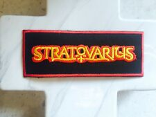 Stratovarius Noise Nuclear Blast Symphonic Embroidered Iron On Patches Patch