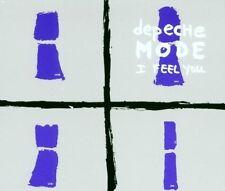 """Depeche Mode I feel you (incl. 7""""/Throb/Babylon Mixes, 1993) [Maxi-CD]"""
