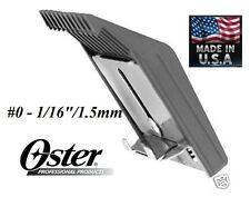 "OSTER A5/A6 Blade 1/16""(1.5mm) ATTACHMENT GUIDE COMB*Fit Most Andis Wahl Clipper"