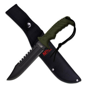 MTech USA MT-20-57GN FIXED BLADE KNIFE