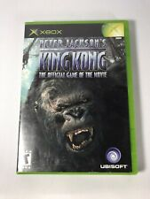 Peter Jackson's King Kong Xbox 360 Complete CIB Authentic