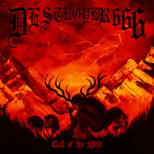 Deströyer 666 : Call of the Wild CD (2018) ***NEW***