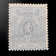 Belgium stamp #25 mint Ng F