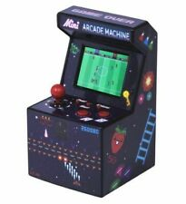 Mini Arcade Machine 80's Desktop Retro 240 Games 16 Bit Portable Box020
