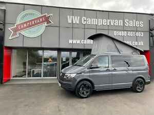 2021 21 REG T6.1 110PS WITH BUSINESS PACK, SWAMPER STYLE, BRAND NEW CAMPERVAN