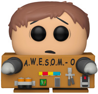 FUNKO POP! - ANIMATION - SOUTH PARK - AWESOM-O UNMASKED - SPECIAL ED - PREORDER