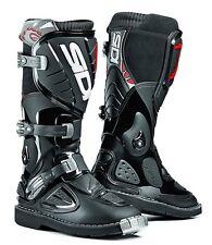 Sidi Stinger Youth Motorcycle Boots Size 32 Black