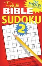 NEW - Fun Bible Sudoku 2 (Bible Puzzle Books) by Stoker, Sara