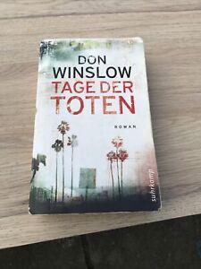 Tage der Toten von Don Winslow (2012, Taschenbuch)
