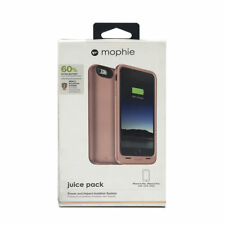 Mophie Juice Pack Battery Protective Case for Iphone6plus6sp  2600mah RoseGold