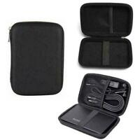 USB External HDD Hard Drive Disk Hard Case Bag Carry Cover Pouch New 2 Case X8T2