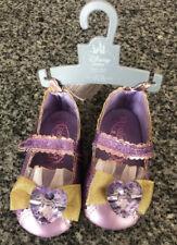 New Girls Disney Store Size 12-18 Months Shoes Rapunzel