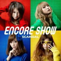 SCANDAL ENCORE SHOW JAPAN CD NEW Free Shipping