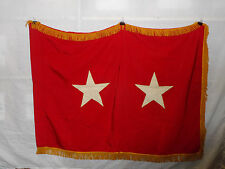 flag777 Us Army 2 Star Major General Service Flag W9E