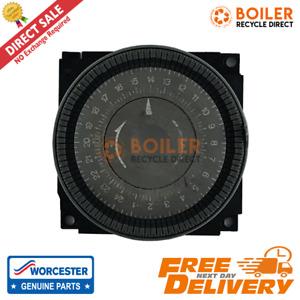 Worcester - Bosch 24i/28i Mechanical Timer - 8716121424 - Used