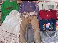 lotto 435 stock 9 pezzi abbigliamento bimba bambina 4 Anni