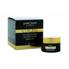 PostQuam LUXURY GOLD Augenkontur Creme(Eye Contour)  3x Stück je15ml im Angebot!