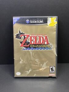 Legend of Zelda: The Wind Waker (GameCube) Tested & Works Great