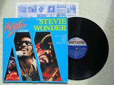 """LP 33T STEVIE WONDER """"Motown legends"""" MOTOWN 5362ML USA §"""
